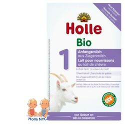 Kyпить Holle Goat Milk Stage 1 Organic Formula with DHA 400g Free Shipping  на еВаy.соm