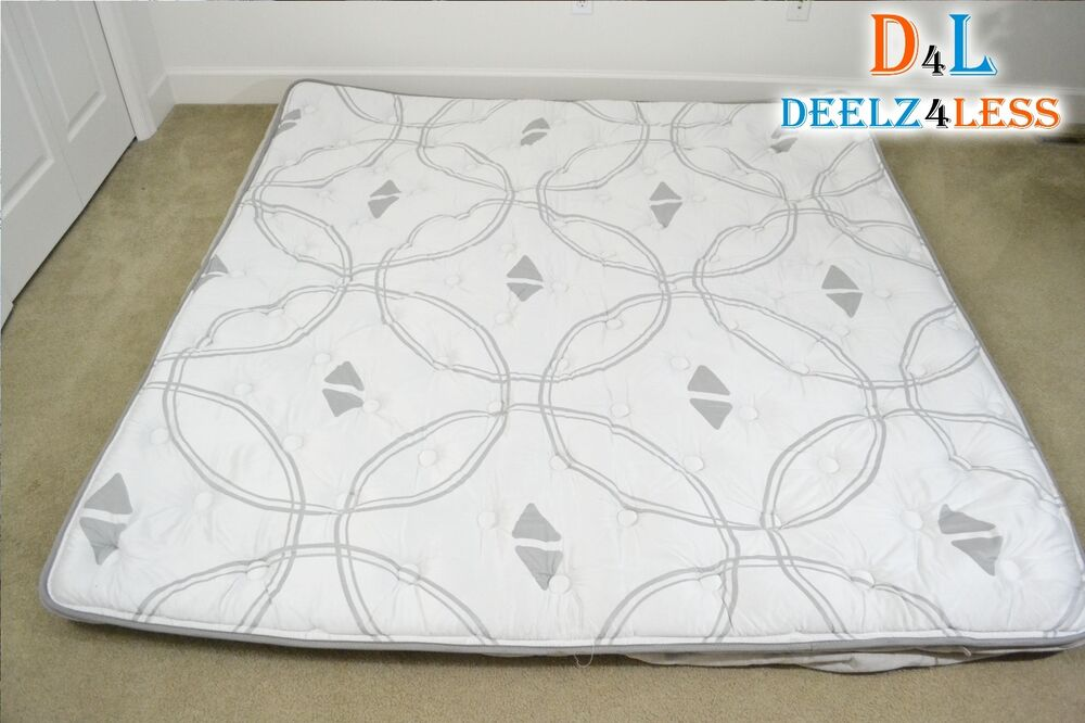 Select Comfort Sleep Number I8 Model Pillow Top Cover Air