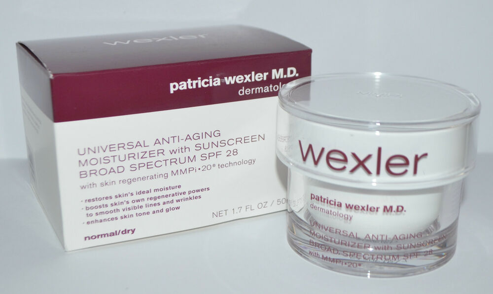 Bath Body Works Patricia Wexler Universal Anti Aging