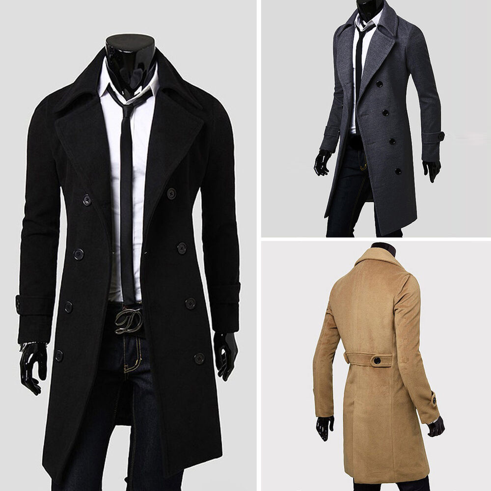 The duffle coat is a good version for everyday meetings. Large buttons and hinges make it original and noticeable. Prada suggests a wide variety of mens fashion coats in his collections.