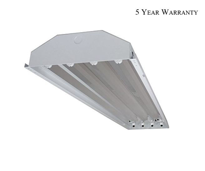 4 Bulb Lamp T8 Led High Bay Warehouse Shop Garage: 4 Bulb / Lamp T8 LED High Bay Warehouse Shop Garage