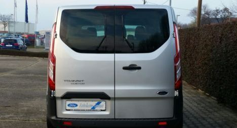 Ford Transit Custom Rear Door Glass Ebay