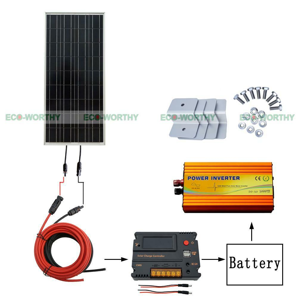 Solar Battery Diy 12v Charger Circuit Design Electronic Project Photos Of