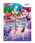 Nintendo Wii : Monster High: Skultimate Roller Maze VideoGames