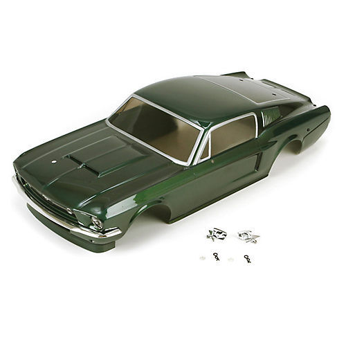 Vaterra Body Set Painted 1 10 1967 Ford Mustang