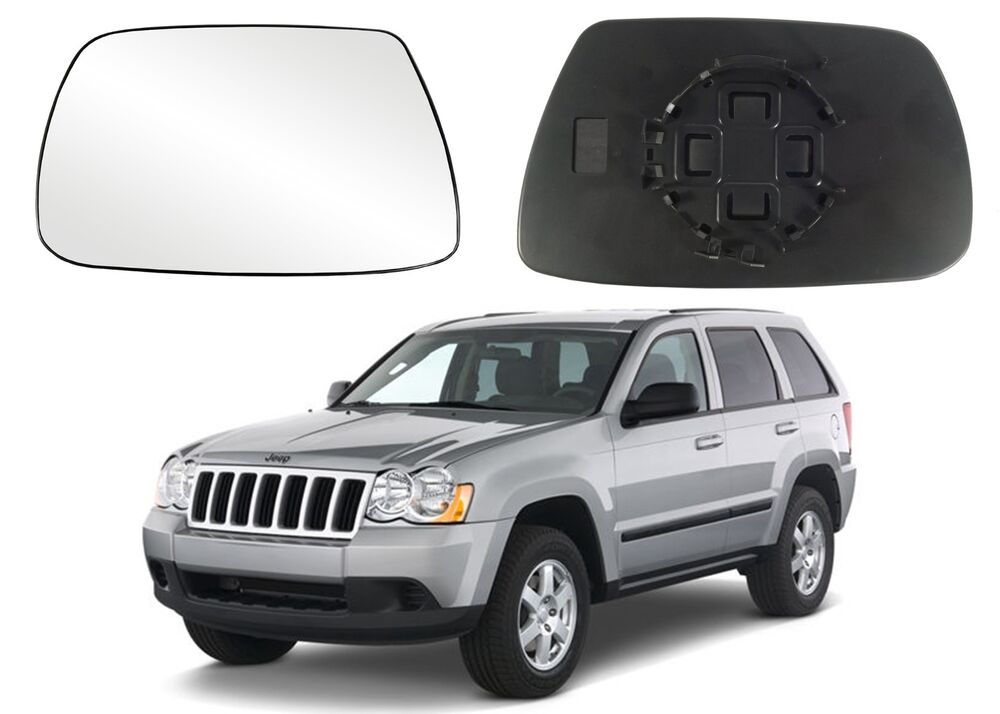 Driver Side Lh Replacement Power Mirror Glass For 2005