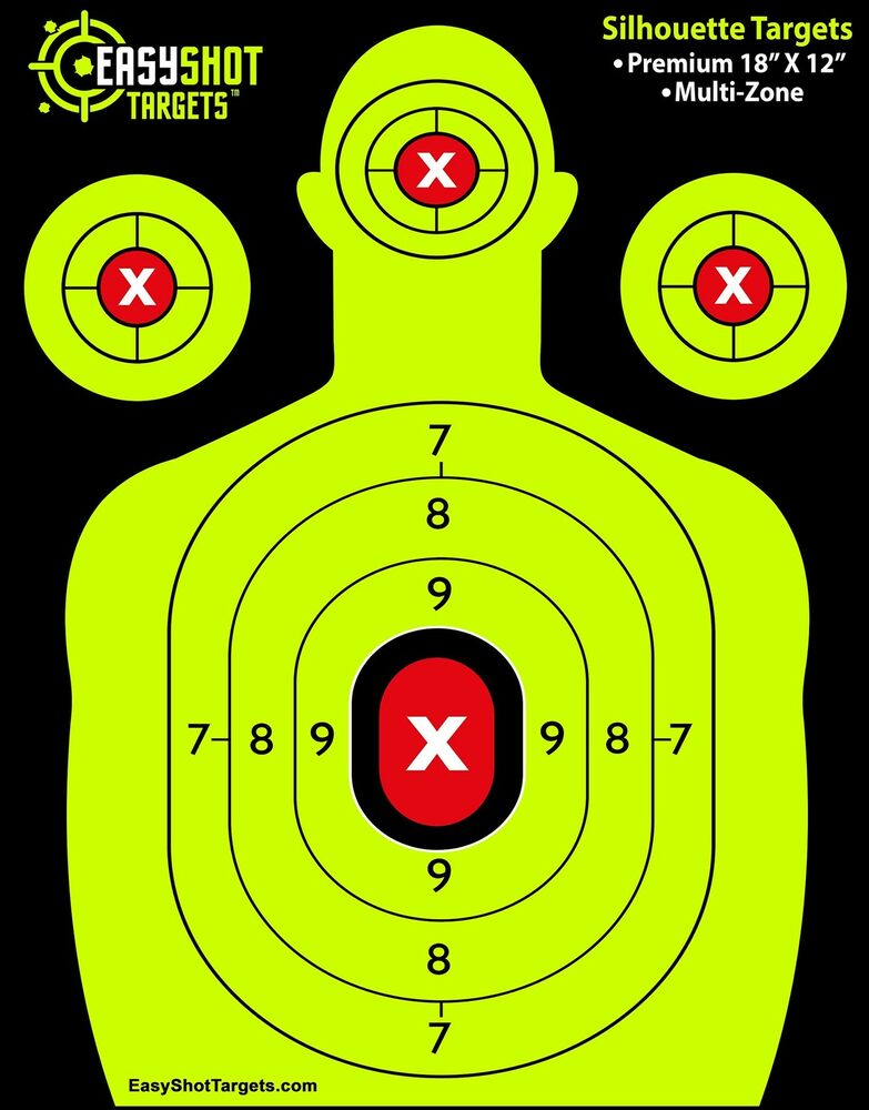 It's just a picture of Clean Free Shooting Targets