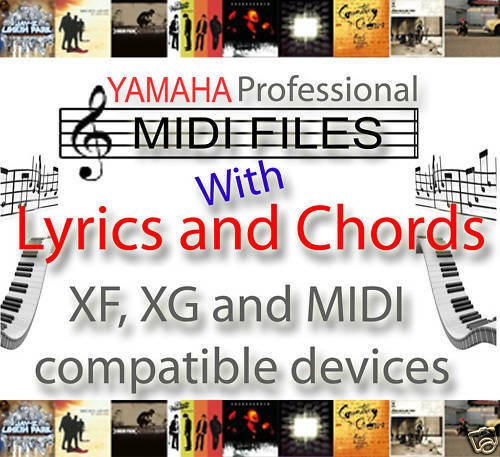 Yamaha Keyboard Midi Song Download