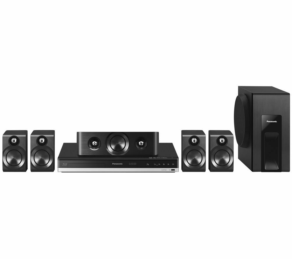 panasonic sc btt405 5 1 smart 3d blu ray 600w home cinema surround sound system ebay. Black Bedroom Furniture Sets. Home Design Ideas