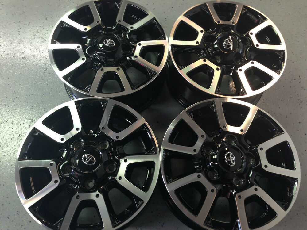 Toyota Tundra Trd 18 Quot Oem Factory Wheels Only Rims No
