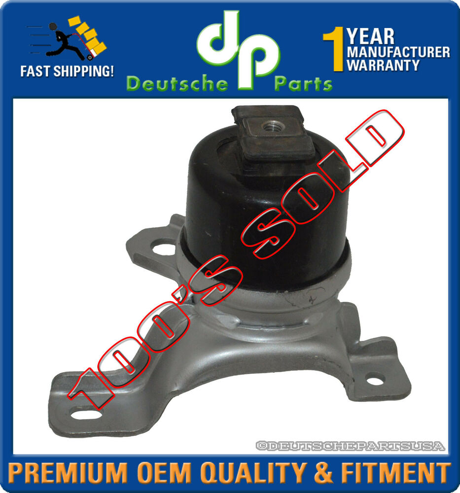 Hydraulic Oil Filled Engine Motor Mount For Volvo S80 S60