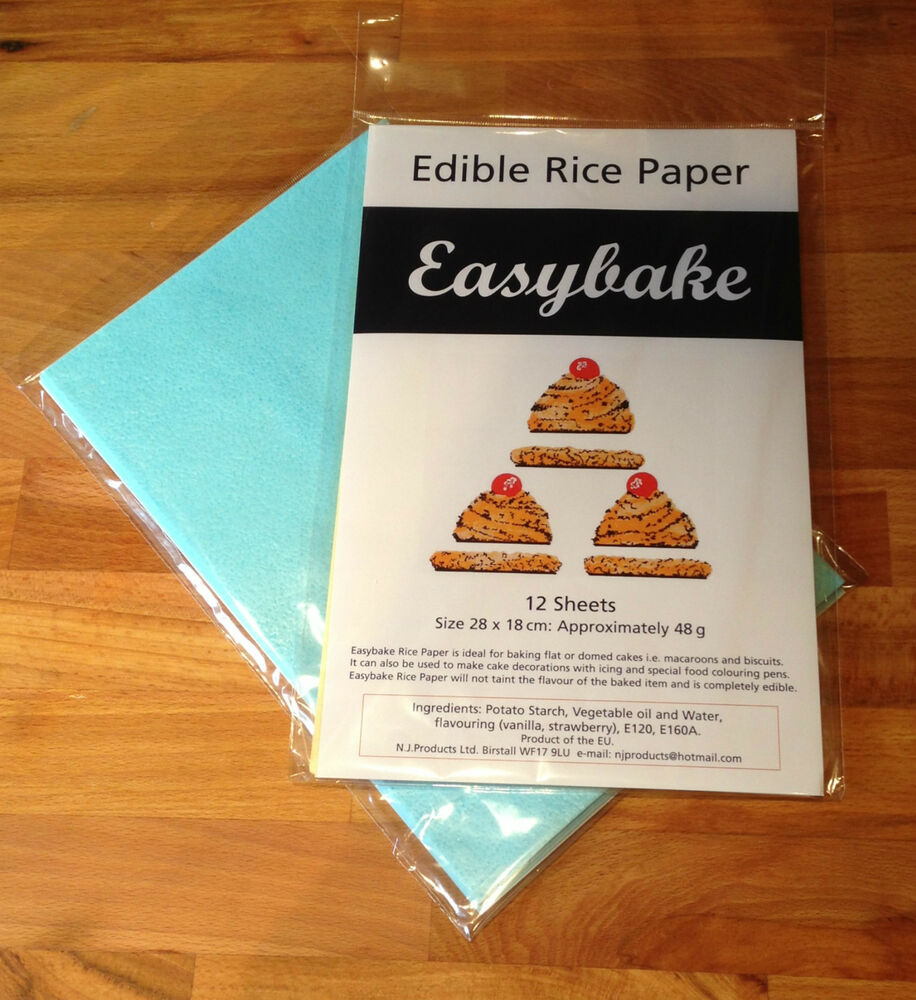 edible rice paper for cakes Kopykake frosting sheets edible frosting sheets place these frosting sheets in your canon, epson or brother printer just like you would for normal paper and print anything onto them.