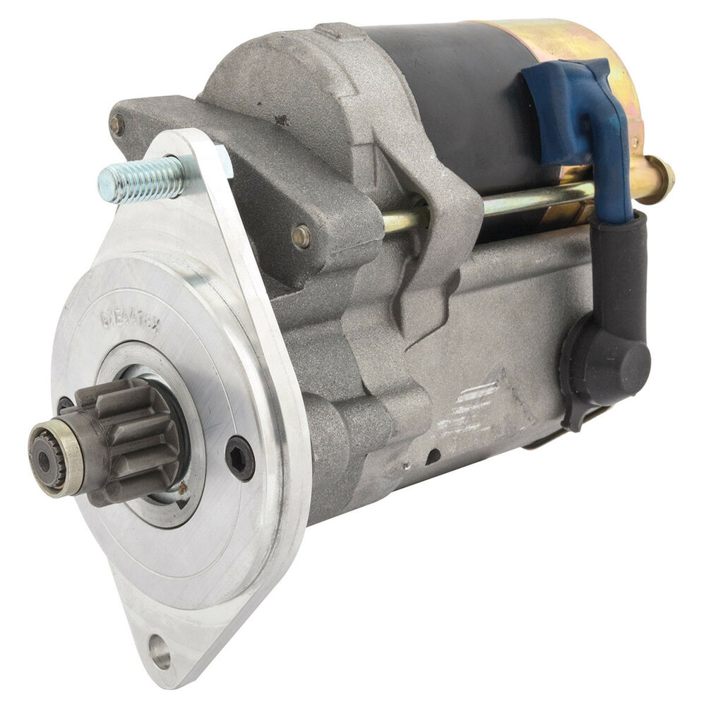 Mgb 3 Synchro Hi Torque Direct Replacement Starter Motor