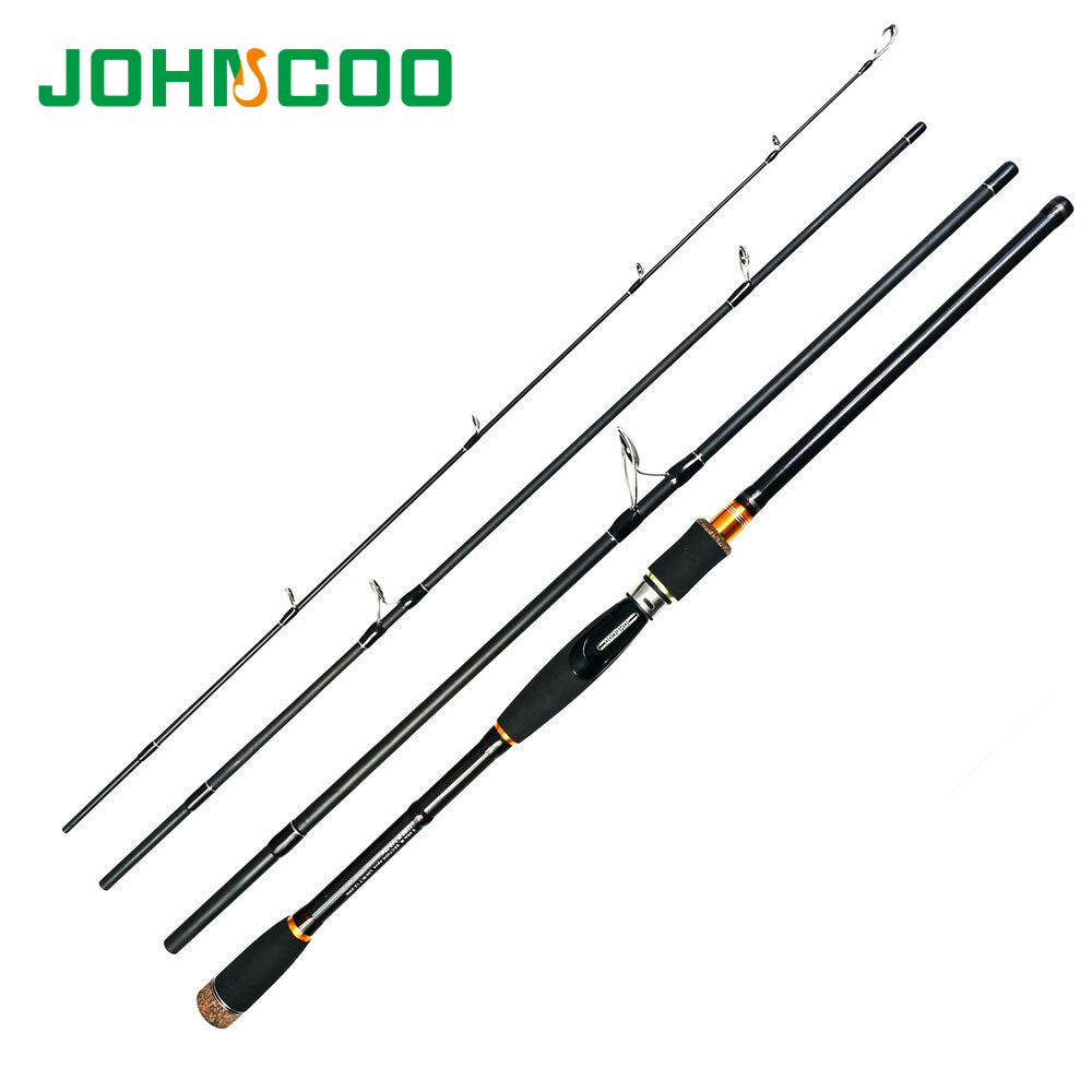 Carbon casting travel fishing rod spinning fishing rod for Ebay fishing poles