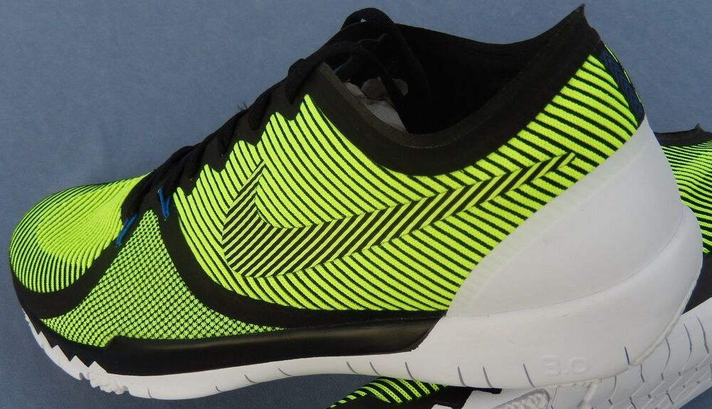 e19f9f6d6cec Details about NEW NIKE MENS FREE TRAINER 3.0 V4 SIZE 11 VOLT GREEN  749361-073