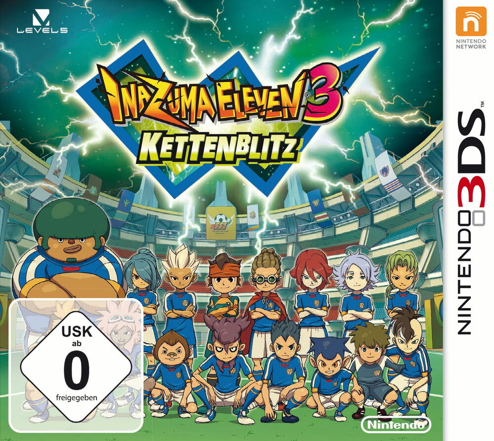 Inazuma Eleven Nds Rom Download