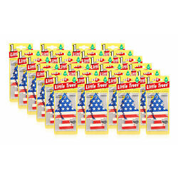 Kyпить Little Trees Hanging Car and Home Air Freshener, Vanilla Pride Scent -Pack of 24 на еВаy.соm