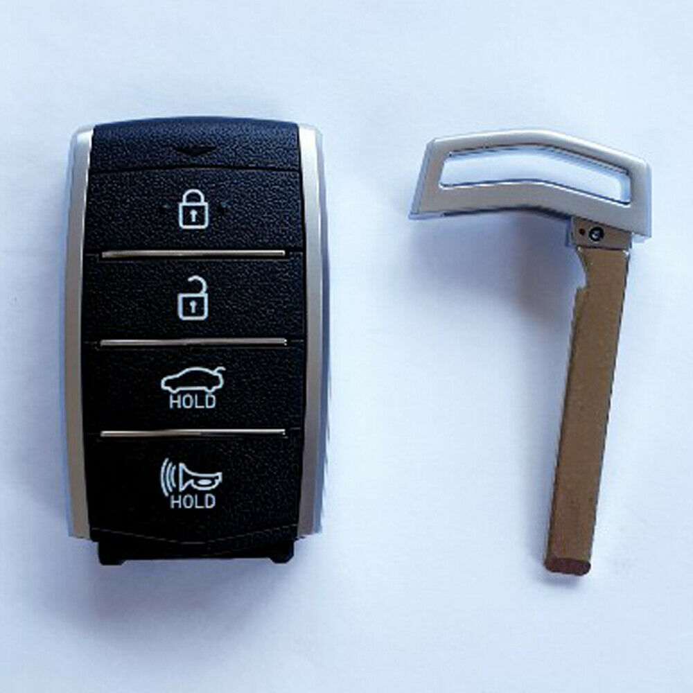 FOB Smart Key With Blanking For 2017 Genesis G80