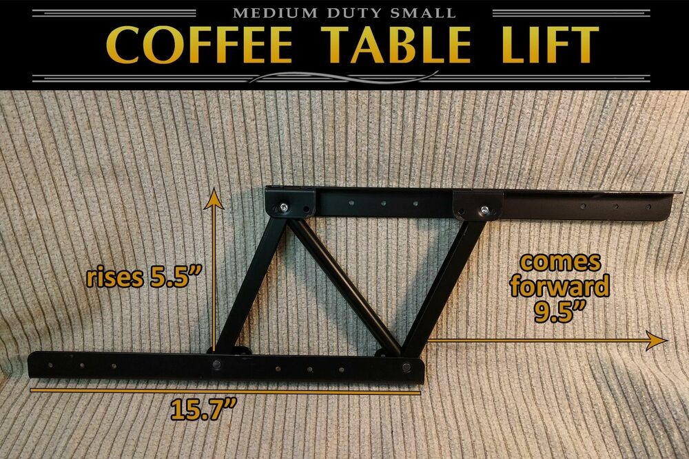 Lift Top Coffee Table Mechanism Diy Hardware Lift Up