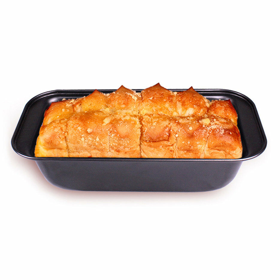 Silicone bread loaf mold cake non stick bakeware baking pan oven mould - Carbon Steel Baking Cake Mold Rectangle Non Stick Bread