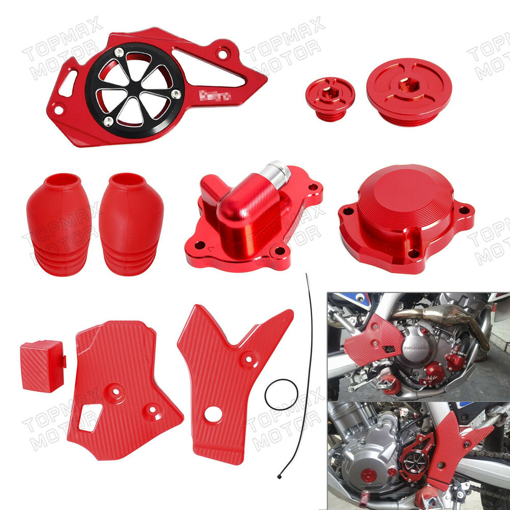 2012 Honda Crf250l Specs Released: Modification Parts/Bling Kit Portector Cover For Honda