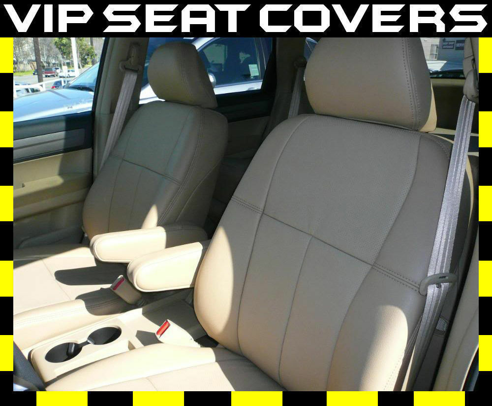 Honda Cr V Clazzio Leather Seat Covers Ebay