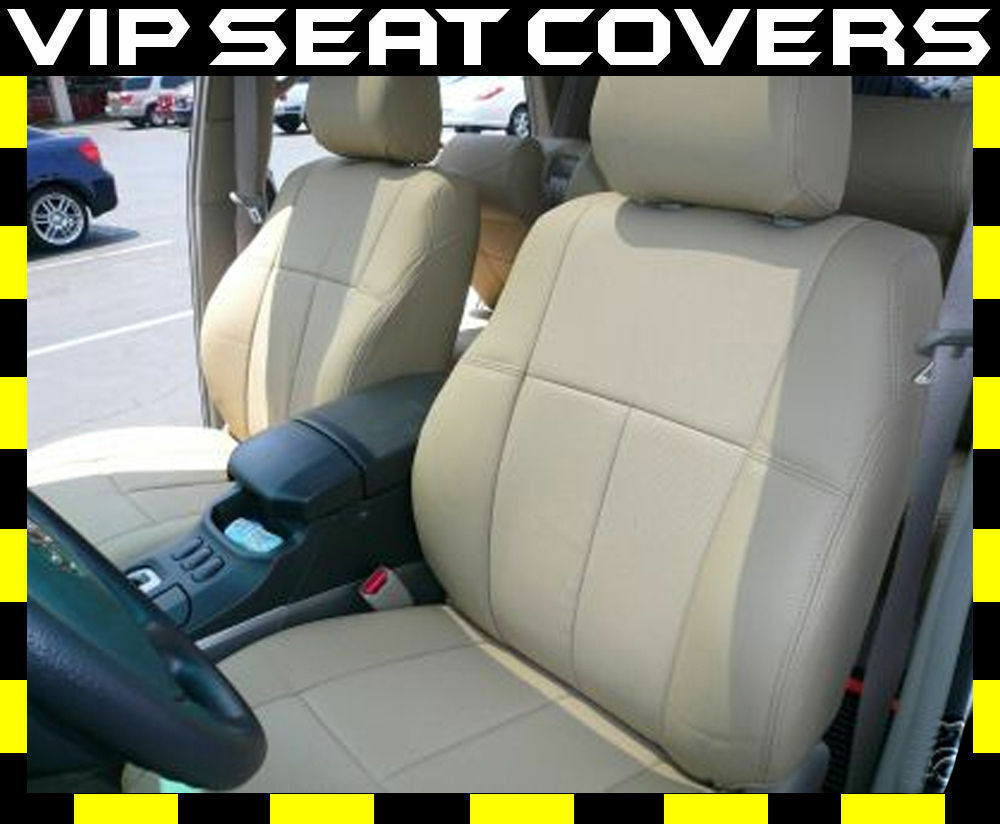 Leather Car Seat Covers For Toyota Highlander