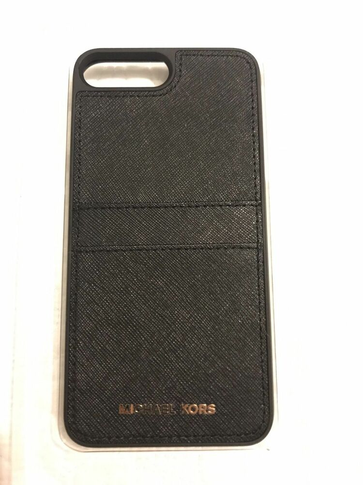 michael kors iphone case michael kors saffiano pocket for apple iphone 7 3080