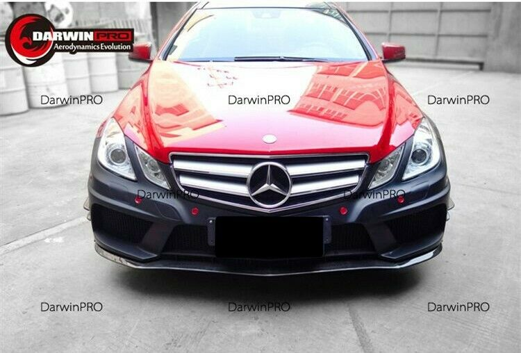 2010 2013 mercedes benz e class w207 2dr coupe be style front bumper body kit ebay - Mercedes c class coupe body kit ...
