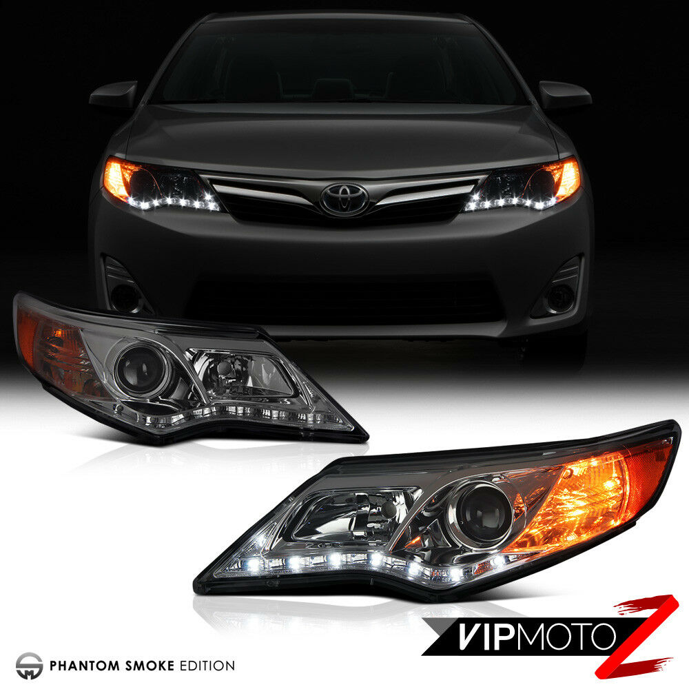 S L on Toyota Camry Hood Parts