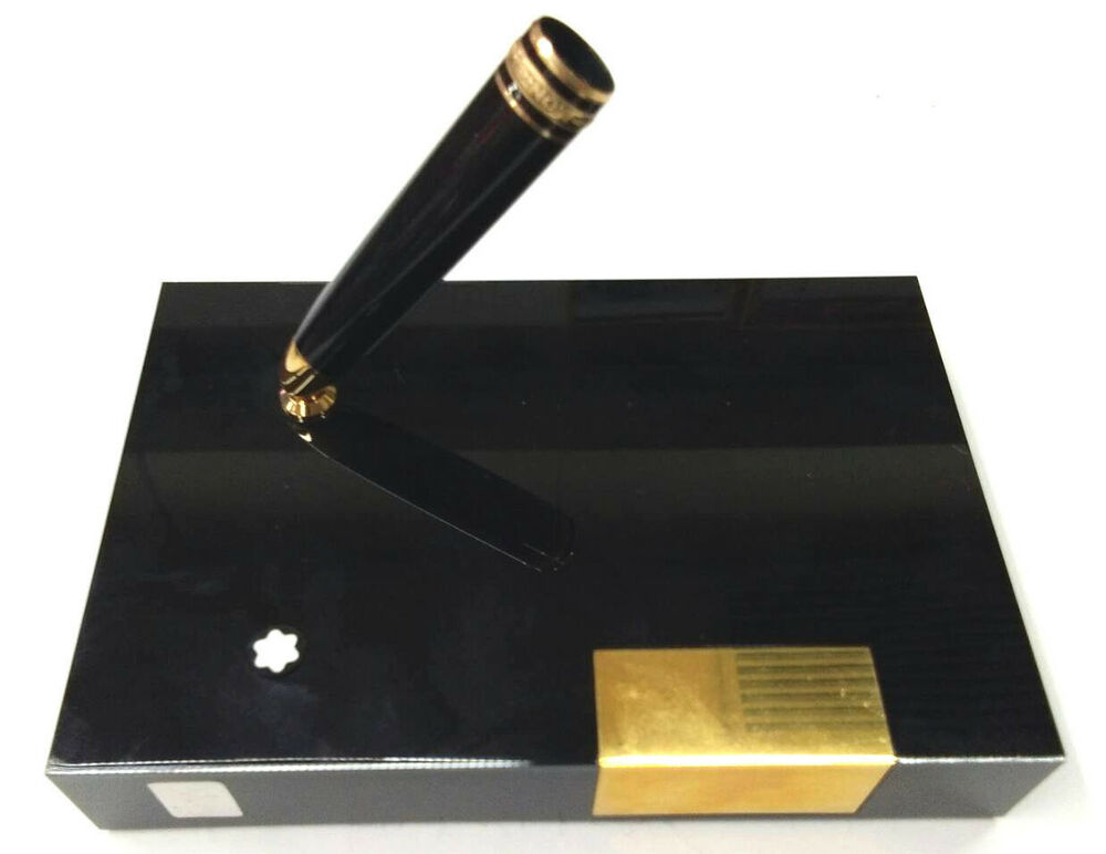 Montblanc Meisterstuck Desktop Pen Stand For Le Grand No 144 145 New Box