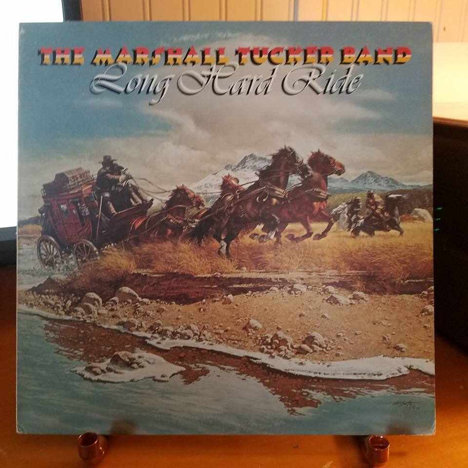 The Marshall Tucker Band The Long Ride Original Awesome