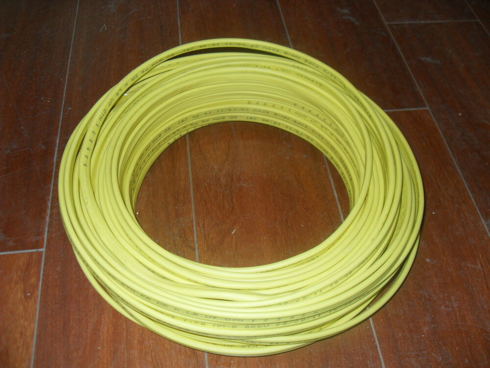 12 Copper Ground Wire : With ground romex copper electrical wire ft length