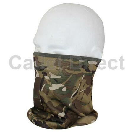 img-Multi-Terrain Tactical (MTP) Elasticated Face Scarf For Fieldcraft