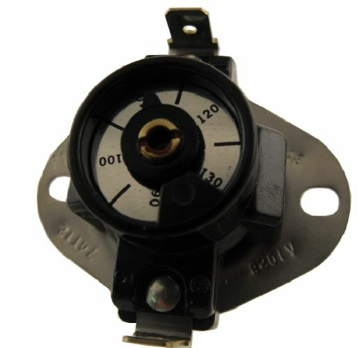 Supco At021 Adjustable Airflow Thermostat Fan Control Snap