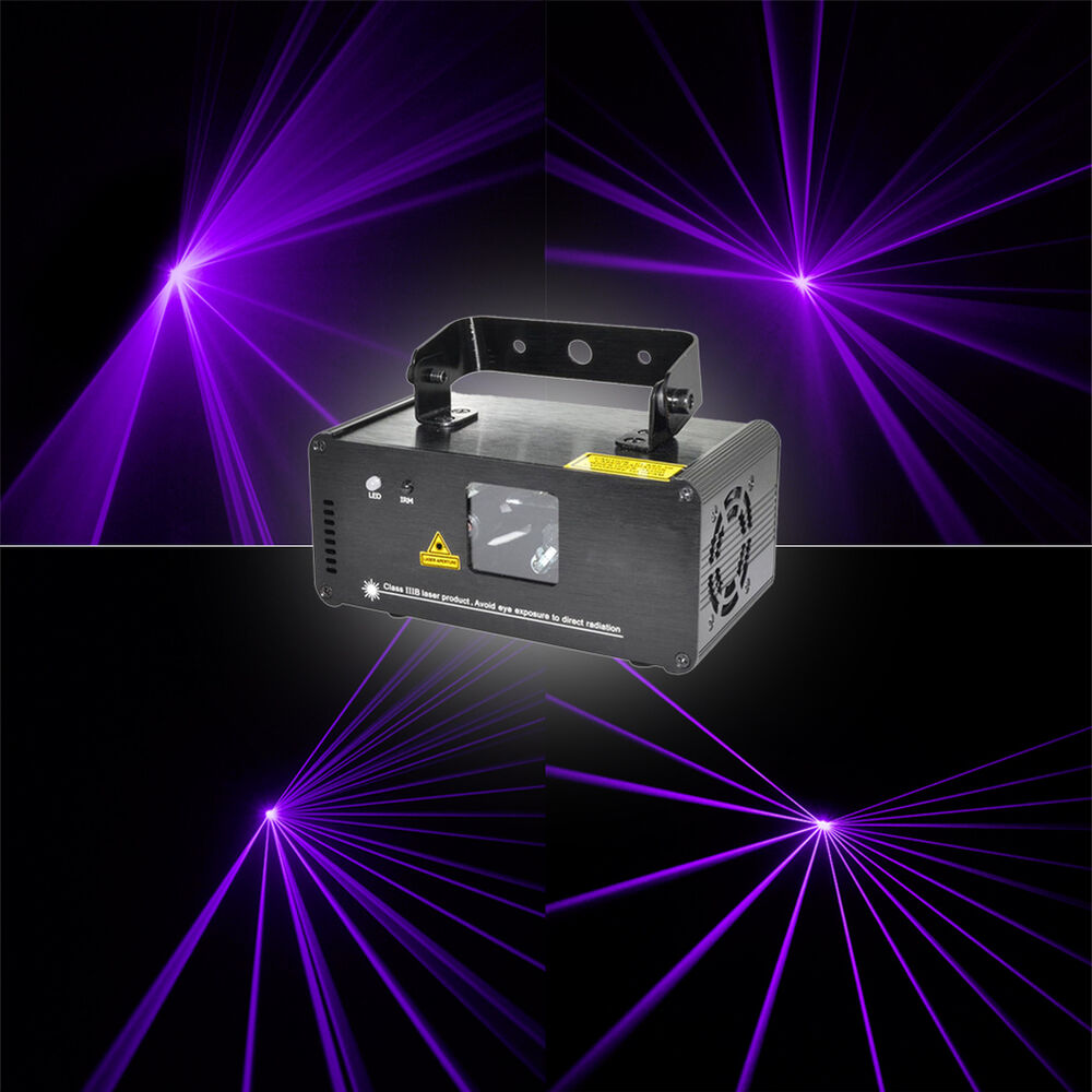 Led Wall Dj Light: Laser Projector Stage Light LED DMX 512 Lighting Xmas