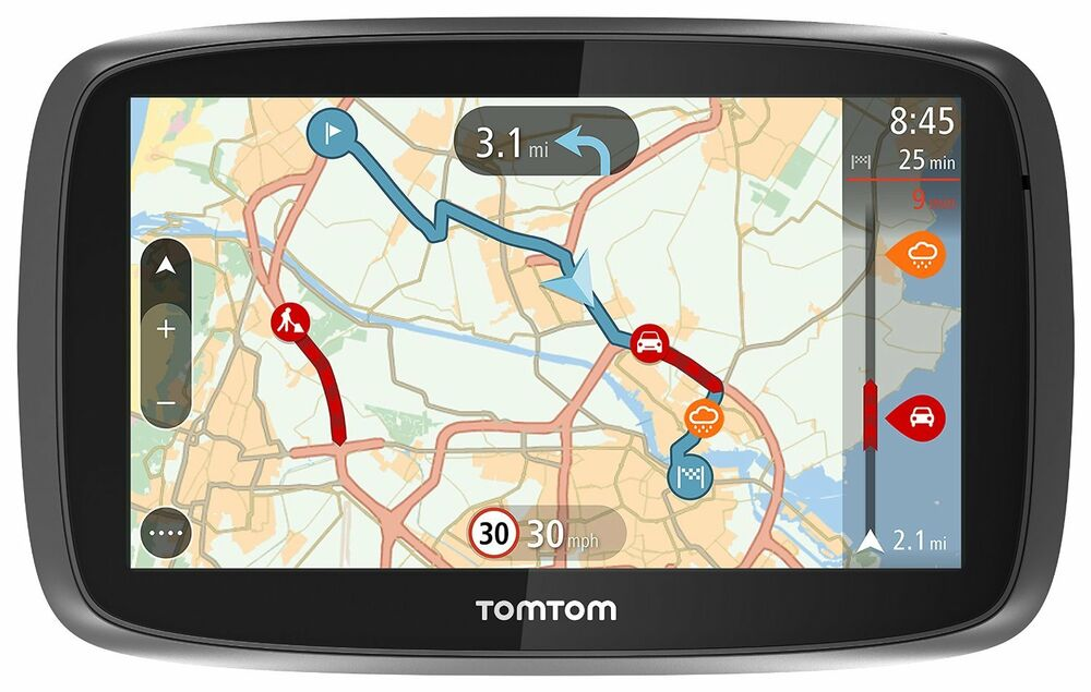 Tom Tom Start 52 : tomtom start 52 5 inch sat nav with uk and w europe maps and lifetime map update ebay ~ Melissatoandfro.com Idées de Décoration