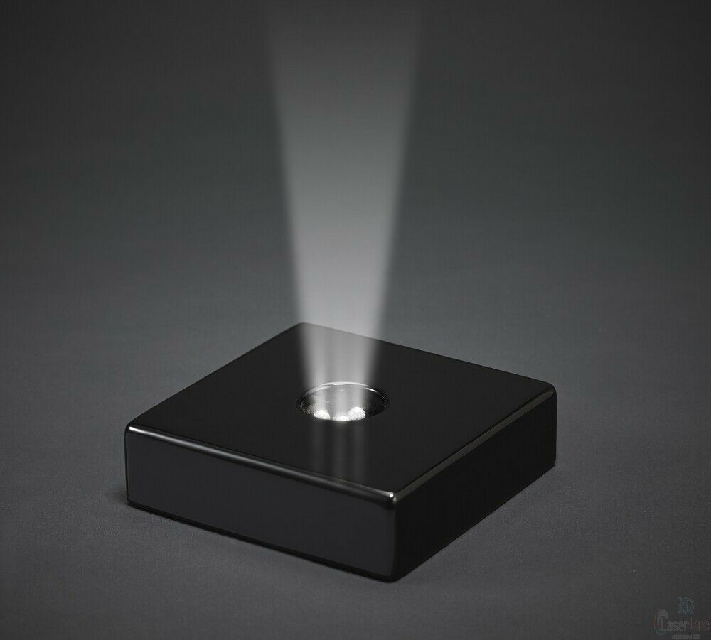 Small Exhibition Stand Lighting : Lighted display stand for glass art images