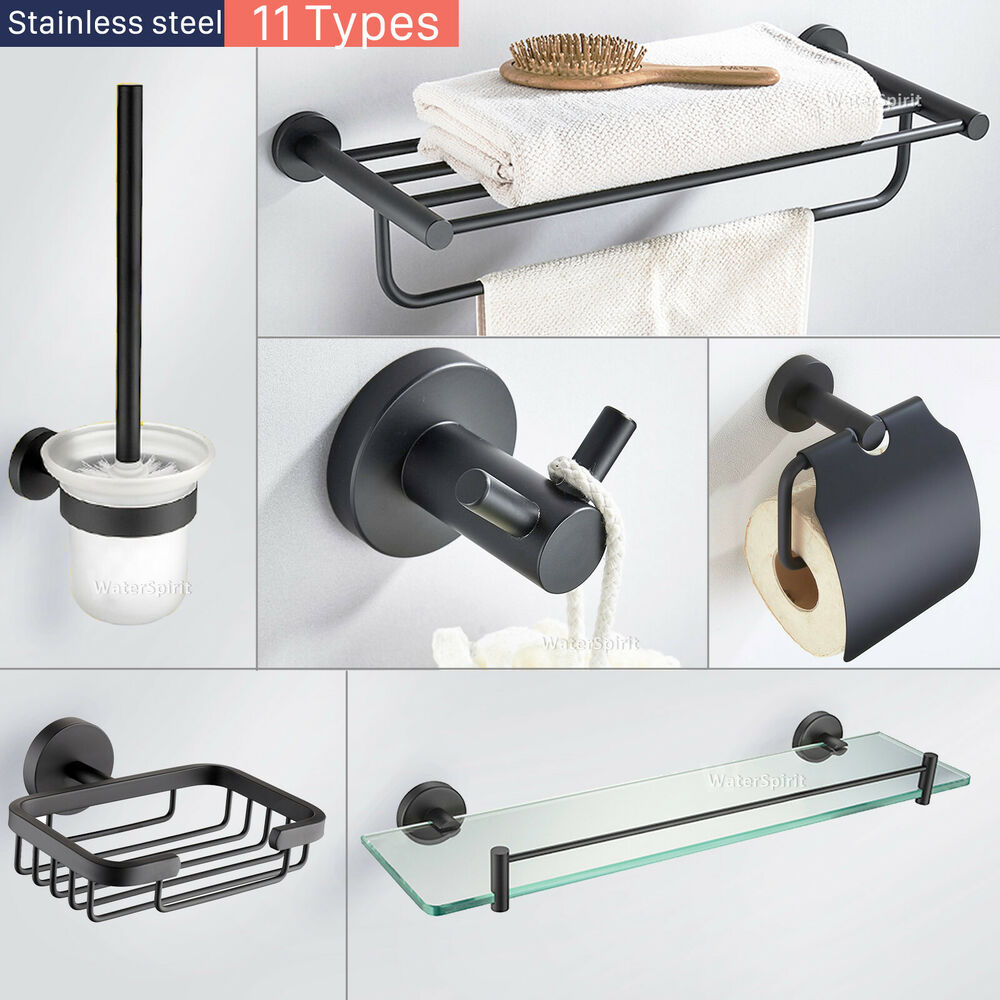 Black bathroom accessories australia 28 images for Bathroom accessories online australia