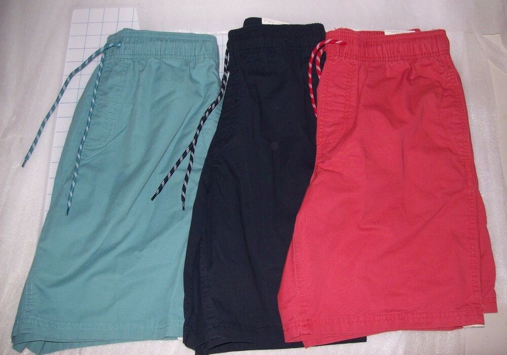Mens St John S Bay Drawstring Beach Shorts Multiple Colors New With Tags Msrp 40 Ebay