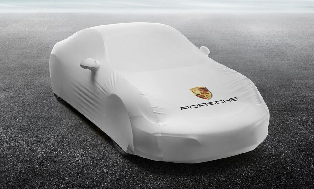 oem genuine porsche indoor car cover 991 911 carrera 2012