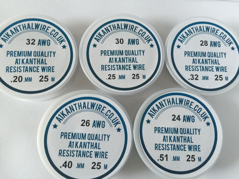 A1 kanthal Wire 18 TO 34 (AWG).Gauge Resistance Coil Wire RBA RBA ...