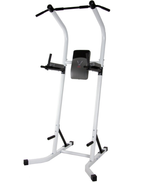 Details about Free Standing Pull Up Bar Abs Lifestyle Fitness Power Tower  Exercise Equipment 96098ec3ad90