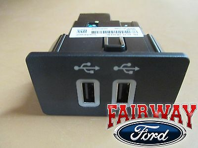 OEM Genuine Ford APPLE CARPLAY Interface Module -Sync 3 Only- HC3Z-19A387-B Blue