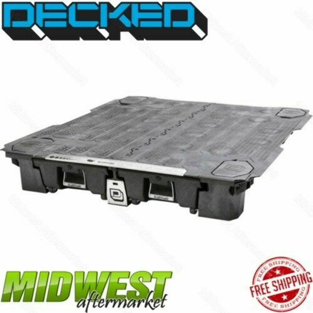 Decked Truck Bed Storage System For 2017 2018 Ford F250