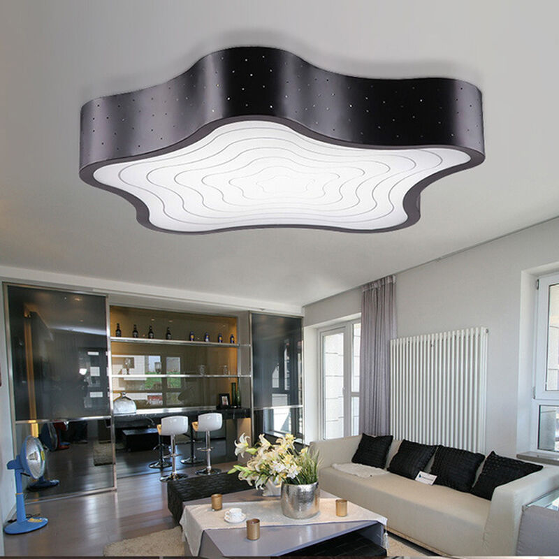 Starfish led ceiling lights wall pendant lamp chandelier for Ebay living room lights