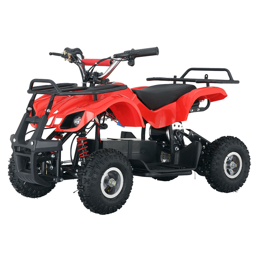Electric ride on atv quad 36v battery operated kids four for Motorized 4 wheeler for toddlers
