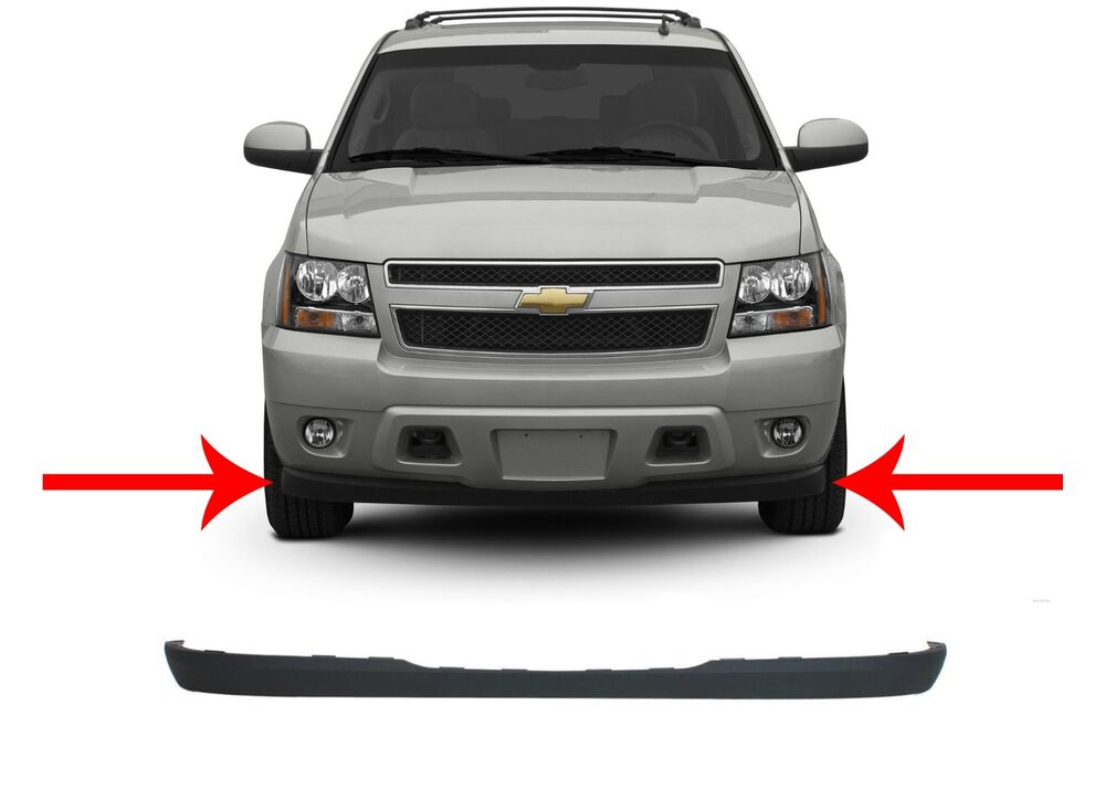 Replacement Front Bumper Air Dam 2007-2014 Chevrolet Tahoe ...
