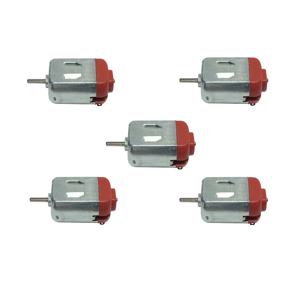 5pcs 130 small motor dc 3 12v ultra high speed diy hobby for Small dc motor speed control