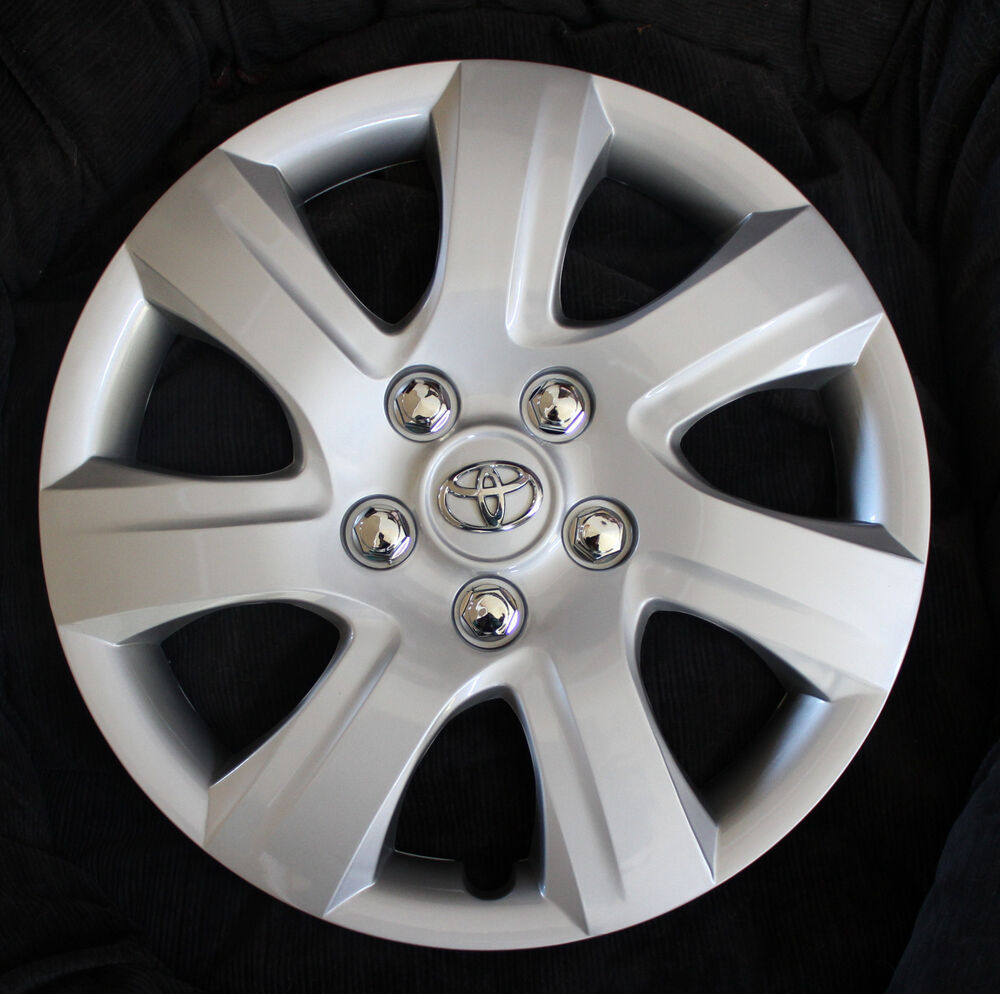 ONE REPLACEMENT 16 Toyota Camry 2010 2011 2012 Hubcap